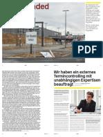 BER Reloaded Offen Und Ehrlich Stand Flughafen Berlin