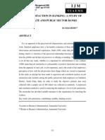 269272746 HR ANALYTICS IT Industry Full Paper PDF