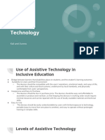 assistive technology - kali and aurora - due 3 25