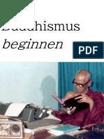 Mit Buddhismus beginnen