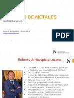 El Mercado de Metales Upn