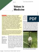 Reference Values in Veterinary Medicine