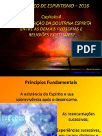 04 Qual a Posição Da Doutrina Esprita Entre as Demais Religiões