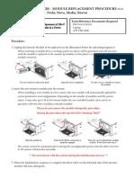 08 CET Power - Module & Controller Replacement Procedure V1.2