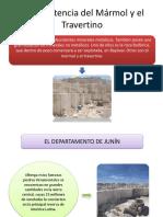 Minerales no metalicos en el Perú