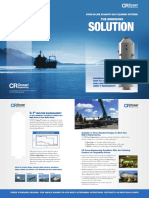 Croe in-line Exhaust Gas Cleaning Systems