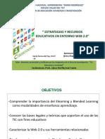 Taller Web 2.0 y Google Classroom 19 Julio