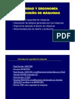 ERGONOMIA DISEÑO MAQUINAS