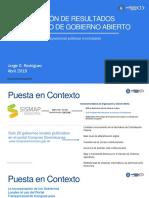 Publicación proceso de adquisiciones públicas municipales
