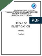 Lineas de Investigacion - Epg