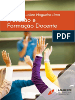 Profissao Formacao Docente 1