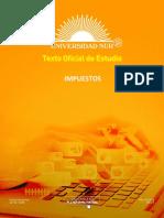 2019 Texto de Estudio - Impuestos en Bolivia