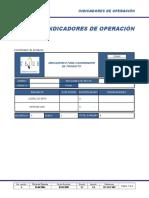 indicadores operacion