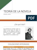 Teoría de La Novela [Autoguardado]