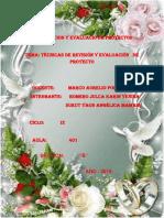 Técnicas de Revisión y Evaluación de Proyecto 3.pdf