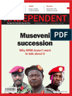 THE INDEPENDENT Uganda Issue 566
