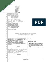 WGA Lawsuit