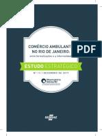 Comercio Ambulante No RJ Entre Formalizações e a Informalidade