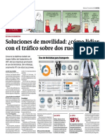 Soluciones de movilidad Lima