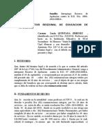 Apelación de Quintana-20 Años
