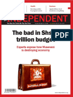The Independent Uganda Issue 567