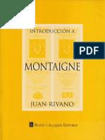 Rivano Juan - Introduccion A Montaigne (Scan).pdf