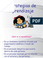Estrategias Aprendizaje 1 Profe Nico Quiñones