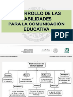Desarrollo de Habilidades Para La Comunicacion