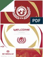 IFA World Cup Brochure