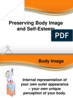 The Physical Self PreservingBodyImageSelf Esteem (1)21.32123.1