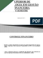 Gestão Financeira 4 Semestre