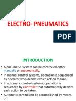 Electro- Pneumatics Final