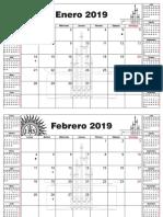 Klendario 2019
