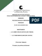 Metod. de La Intervención Social. FUNES Eliana