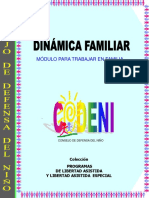 Modulo dinámica familiar