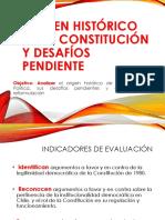 Origen de La Constitucion