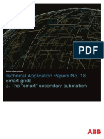 Smart Grids Secondary SubStation 2017