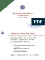 Pediatria Grado- Presentaci