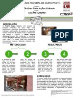 Banner Projeto Vagão Sonoro