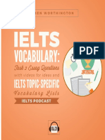 IELTS Vocab