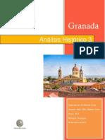 ANÁLISIS ARQUITECTÓNICO DE GRANADA