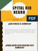 Hospital Rio Negro
