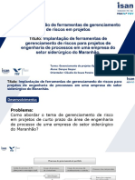 FGV anteprojeto