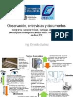 Técnicas Infograma de Características Ventajas y Desventajas Segunda Versión