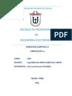 Ejercicio Resuelto Del Libro Proakis ( Unidad 1) -1.2