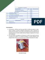 Procedimiento Dilatacion Lineal
