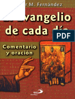 Víctor Manuel Fernández-El Evangelio de Cada Día_ Comentario y Oración  -San Pablo (2000).pdf