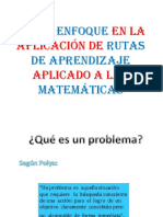 Exposición - EnFOQUE Rutas Matematicas