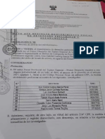 Resolución de Detención Preliminar y Allanamiento contra Alan García