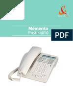 Memento 4010